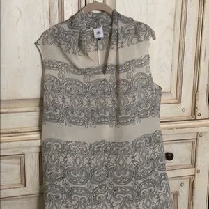 Beautiful business to evening top by CAbi